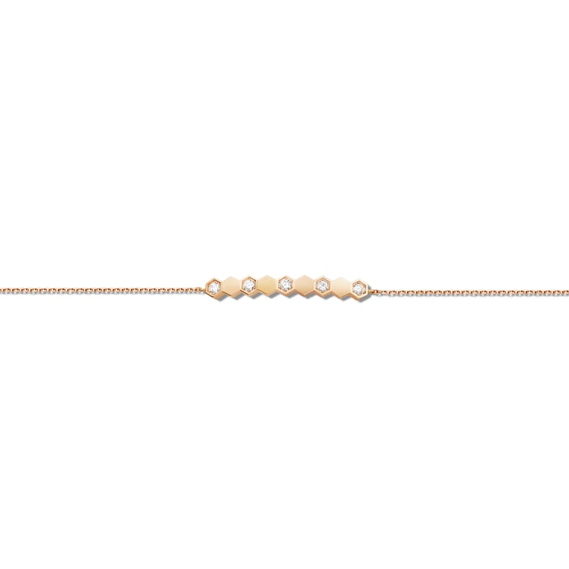 Bee My Love bracelet - Pink Gold - Chaumet