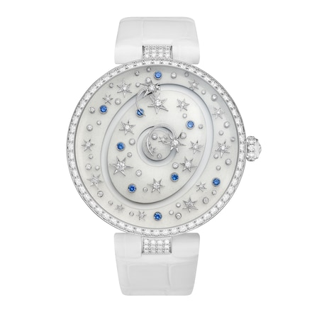 étoiles étoiles watch - White Gold - Chaumet