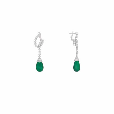 Classic Earrings - White Gold - Chaumet