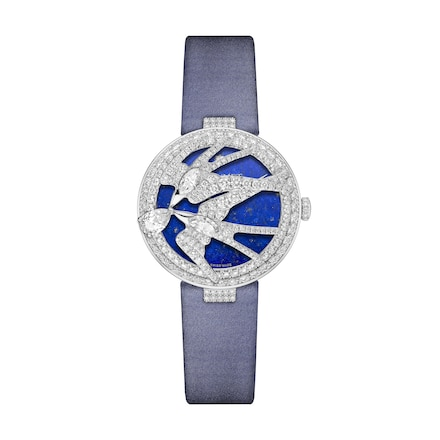 Envol Secret Watch - White Gold - Chaumet