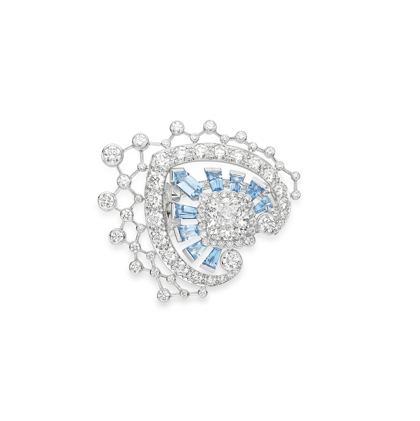 Promenades Impériales ring - White Gold - Chaumet