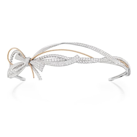 Insolence head ornament - White Gold - Chaumet