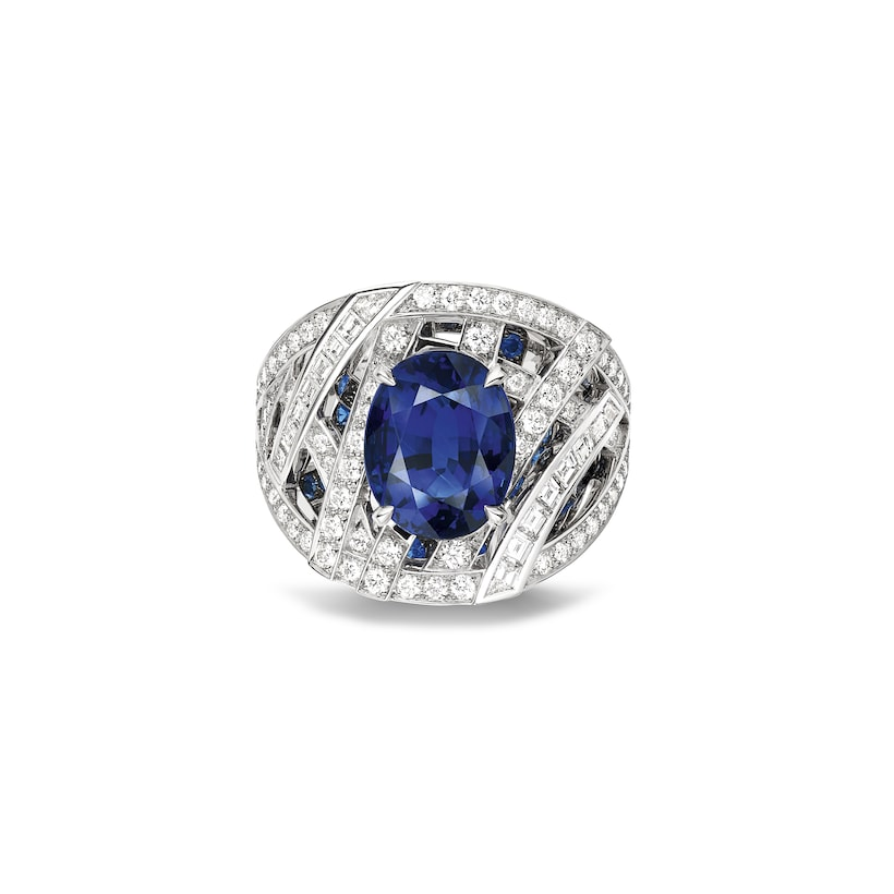 Bague Mirage - Or blanc - Chaumet