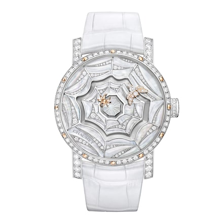 Attrape-moi... si tu m'aimes watch Extra Large Model - White Gold - Chaumet