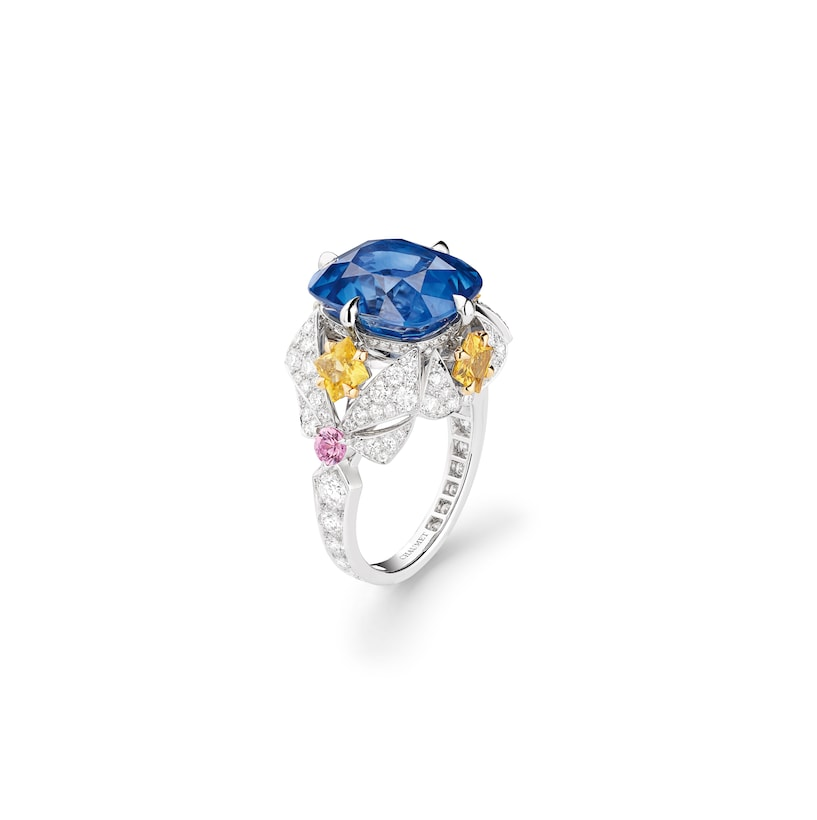 Bague Parade - Or blanc - Chaumet