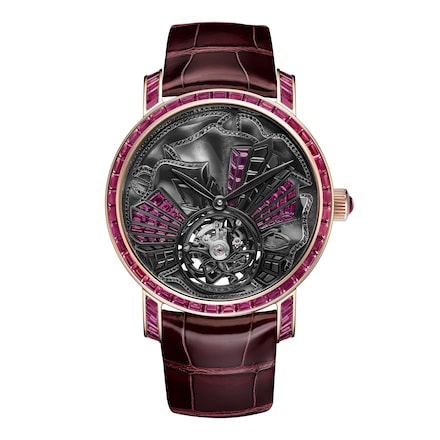 Aria Passionata watch - Pink Gold - Chaumet
