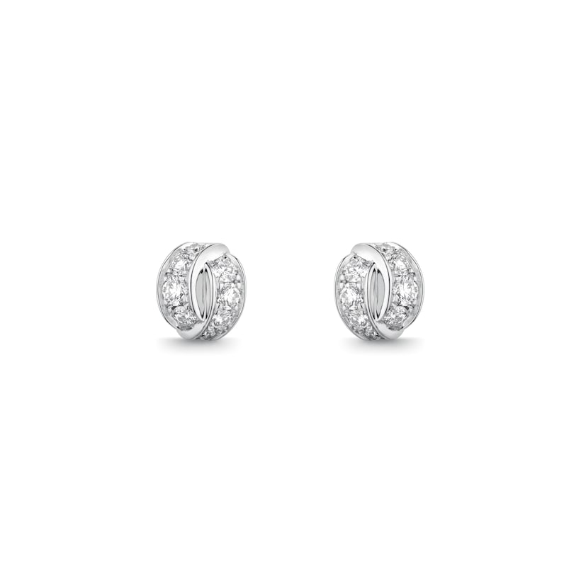 Liens Séduction earrings - White Gold - Chaumet