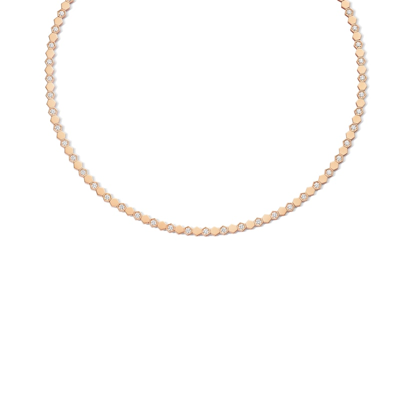 Collier Bee My Love - Or rose - Chaumet