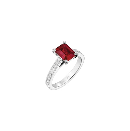 Frisson ring - Platinum - Chaumet