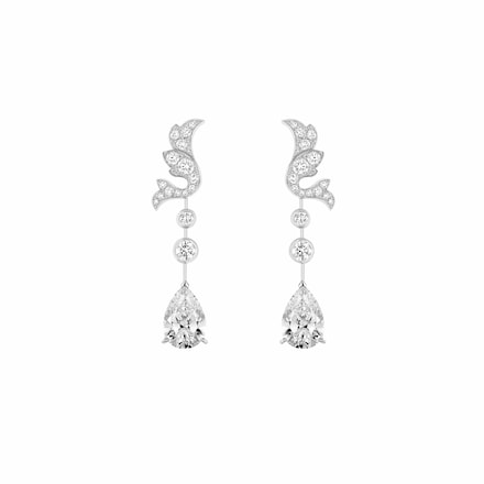 Soir de Fête earrings - White Gold - Chaumet