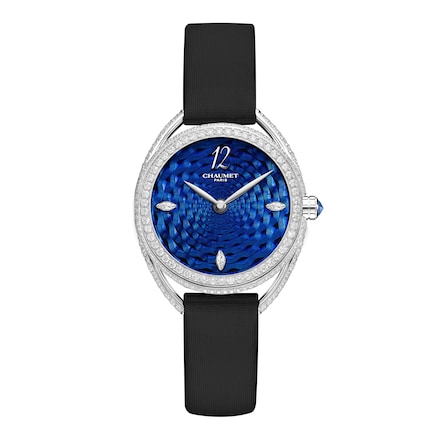 """Liens Lumière"" Small Model watch - White Gold - Chaumet"