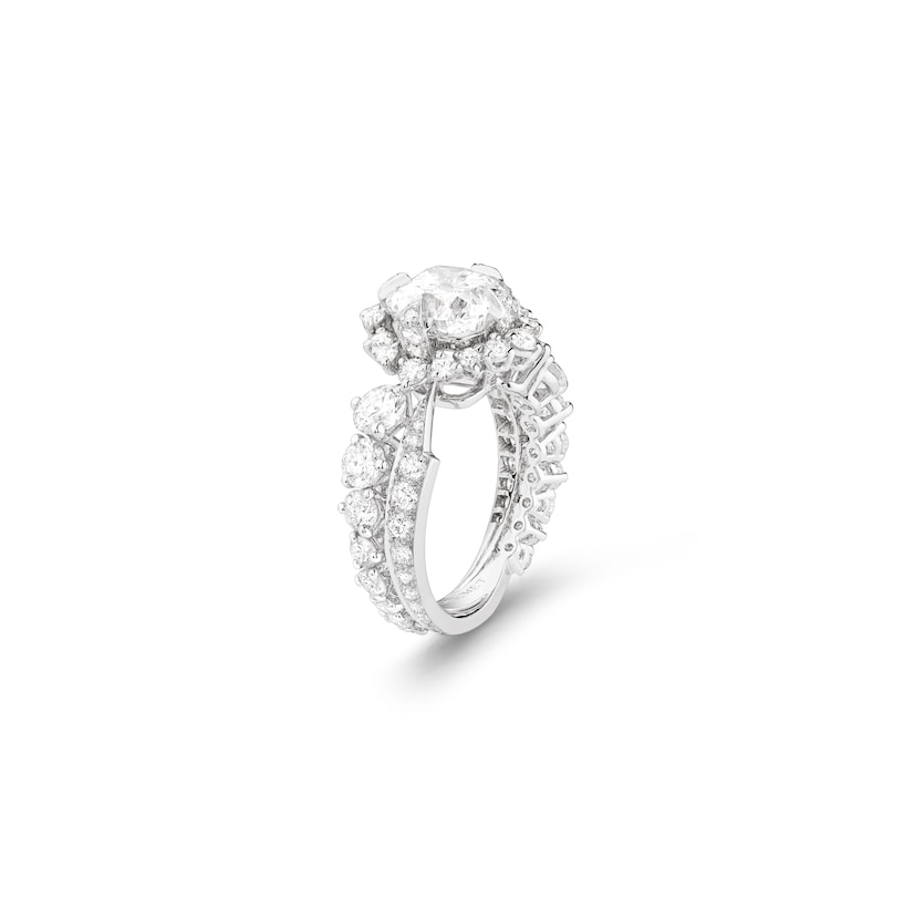 Soleil Glorieux ring - White Gold - Chaumet