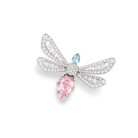 Abeille brooch - White Gold - Chaumet