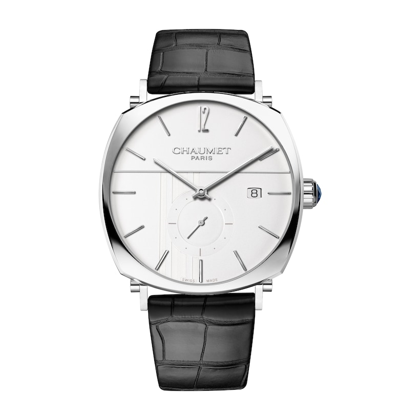 Dandy watch Extra Large Model - Stainless Steel - Chaumet