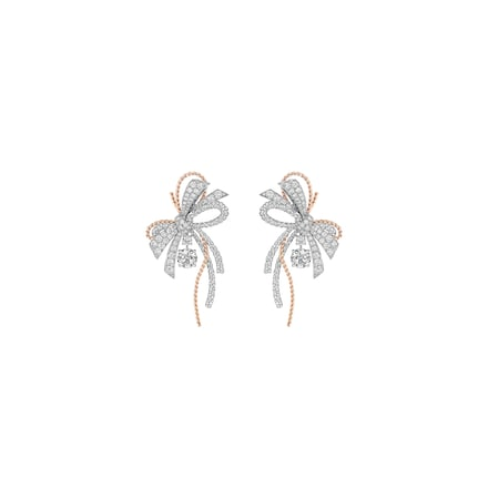 Insolence earrings - White Gold - Chaumet