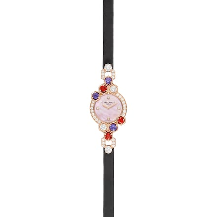 Bee my love watch Extra Small Model - Pink Gold - Chaumet