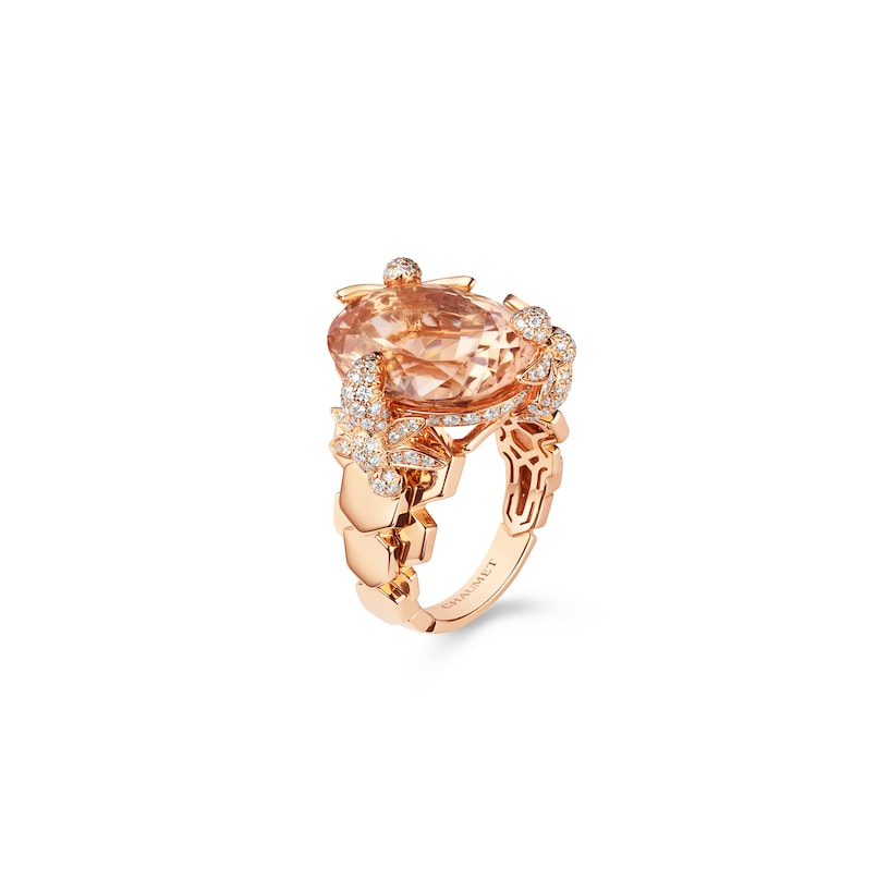 Bague Exquises - Or rose - Chaumet