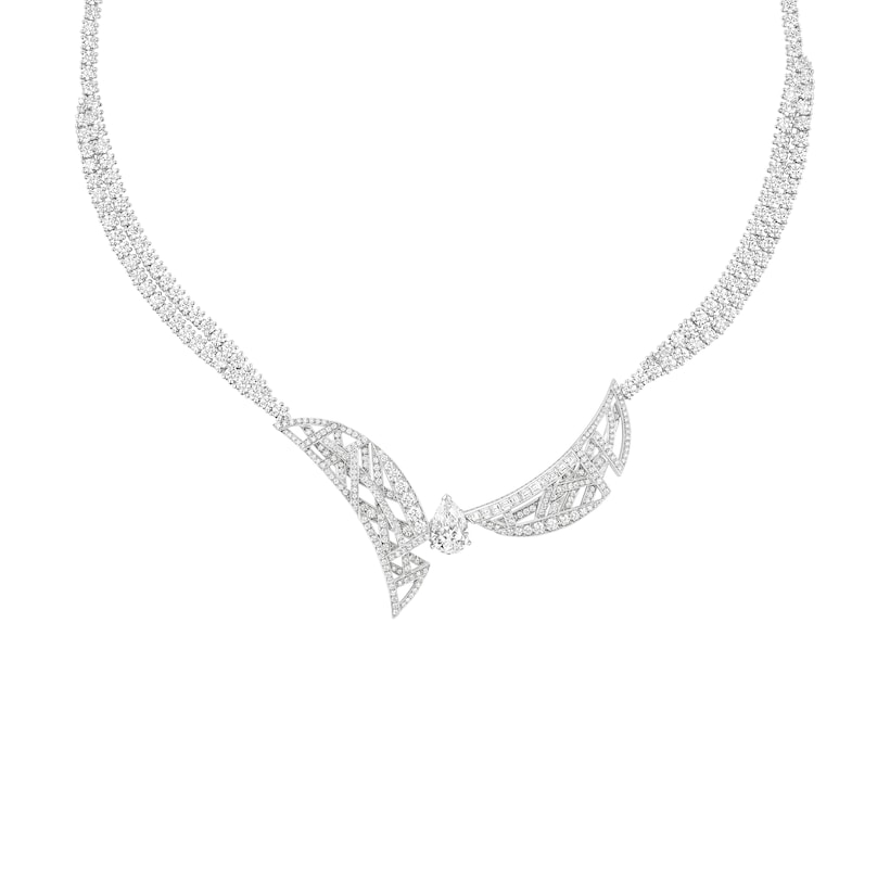 Mirage necklace  - White Gold - Chaumet