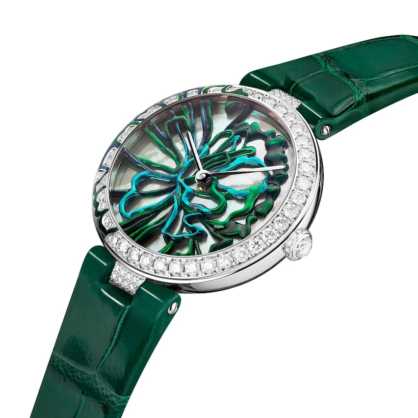 Éclosion de Chaumet watch - White Gold - Chaumet