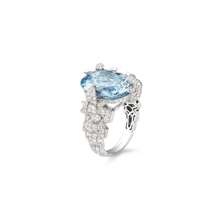 Bague Exquises - Or blanc - Chaumet