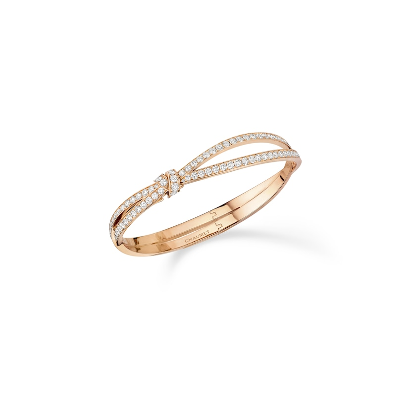 Liens Séduction bracelet - Pink Gold - Chaumet