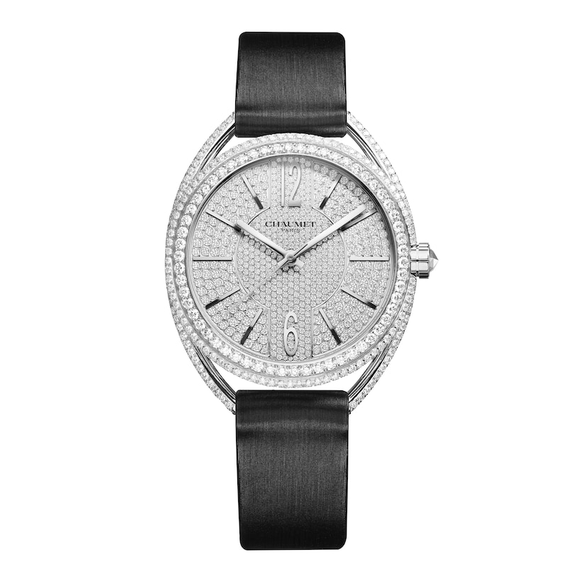 Liens watch Medium Model - White Gold - Chaumet