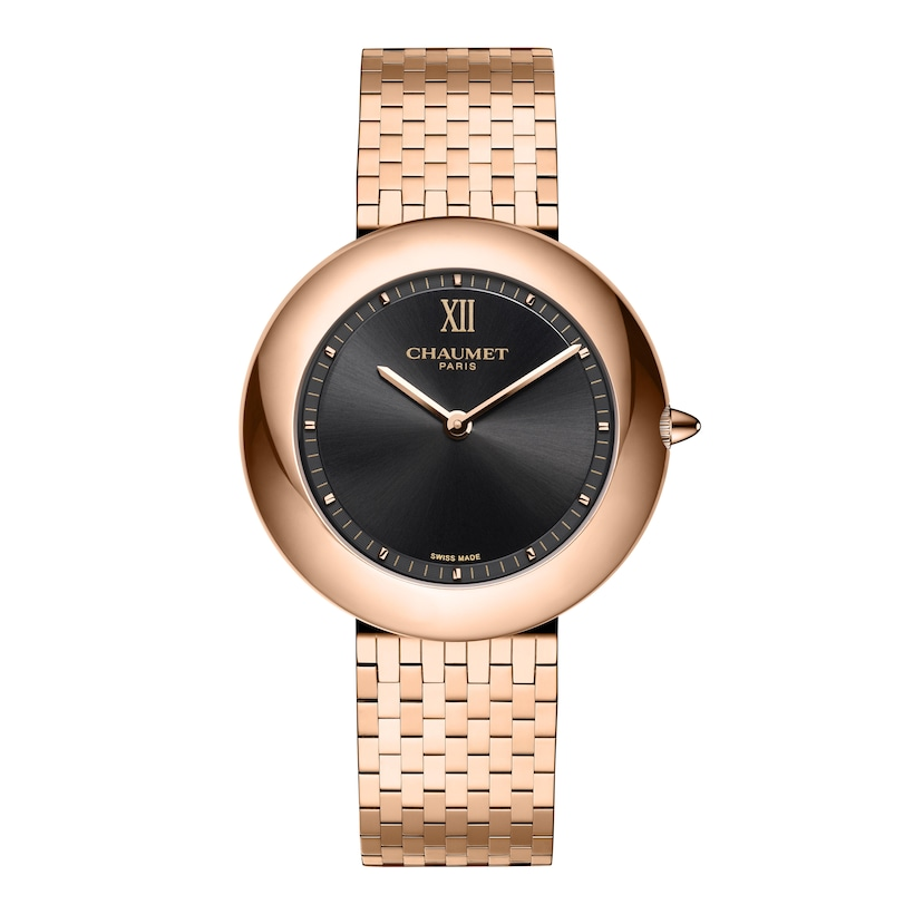 Boléro Watch, Large Model - Pink Gold - Chaumet