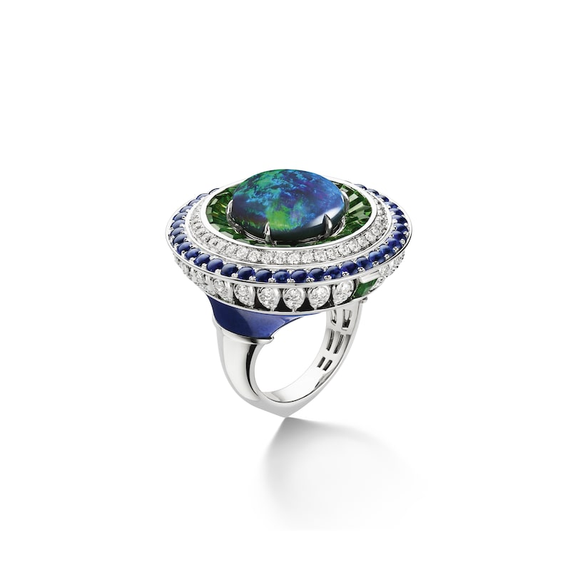Lux ring  - White Gold - Chaumet