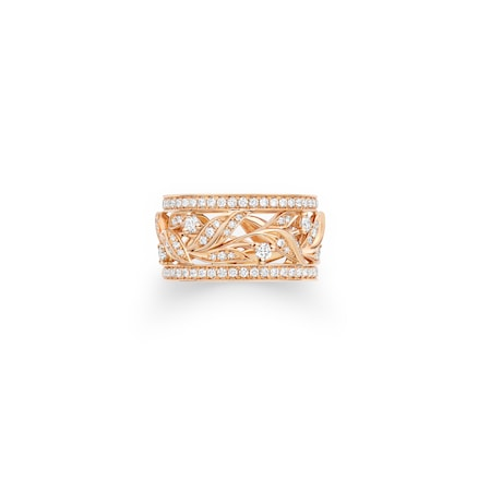 Bague Laurier - Or rose - Chaumet