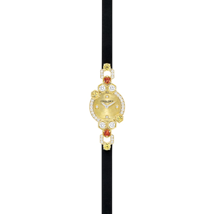 Bee my love watch Extra Small Model - Yellow Gold - Chaumet