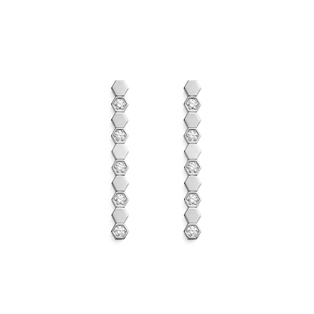 Bee my love earrings - White Gold - Chaumet