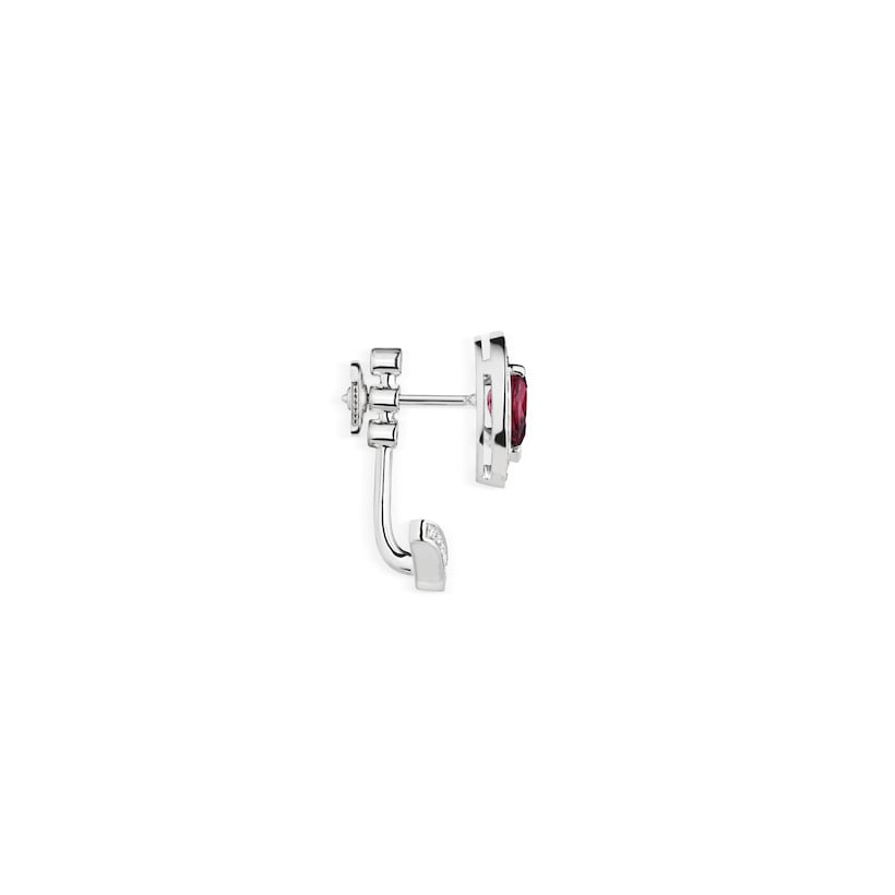 Joséphine Aigrette earring - White Gold - Chaumet