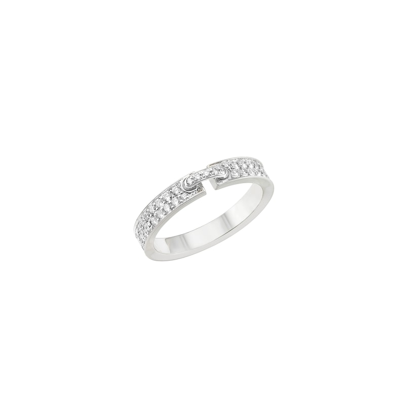 Liens Évidence wedding band - White Gold - Chaumet
