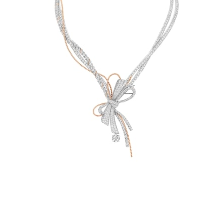 Collier Insolence - Or blanc - Chaumet