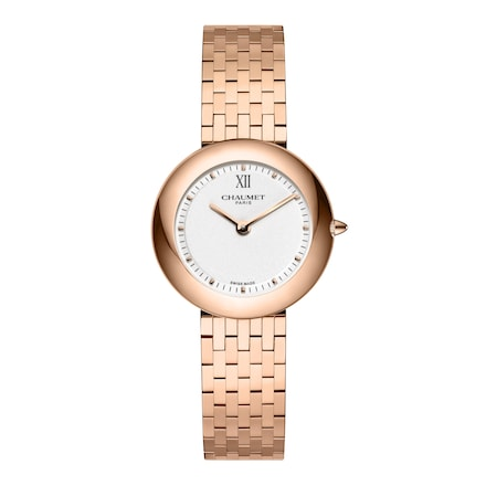Boléro Watch, Small Model - Pink Gold - Chaumet