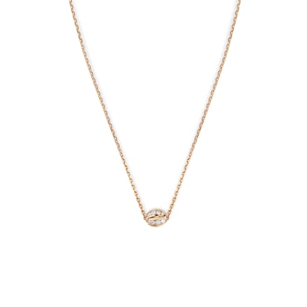 Liens Séduction pendant - Pink Gold - Chaumet
