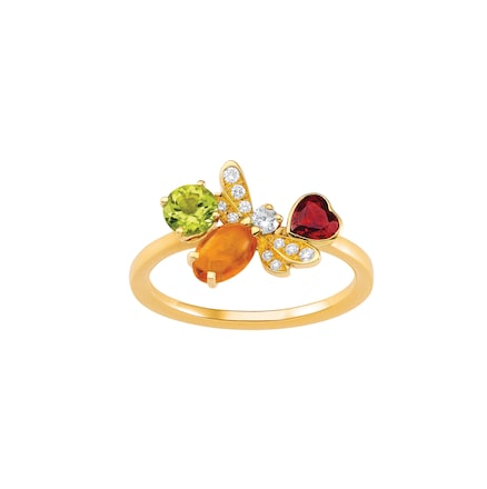 Attrape-moi… si tu m'aimes ring - Yellow Gold - Chaumet