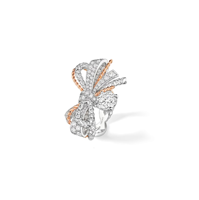 Bague Insolence - Or blanc - Chaumet
