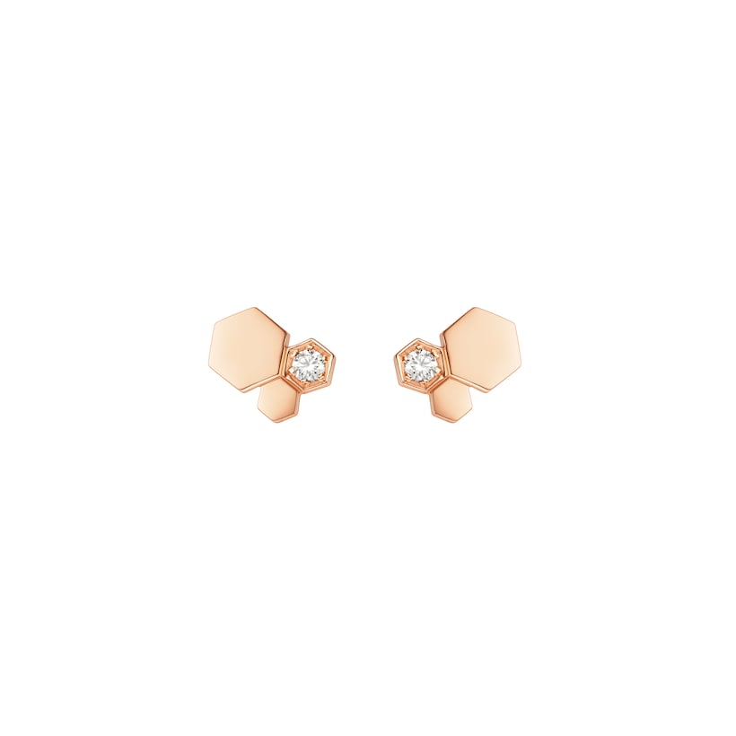 Bee my love earrings - Pink Gold - Chaumet