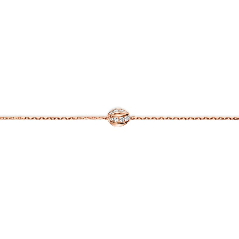 Bracelet Liens Séduction - Or rose - Chaumet