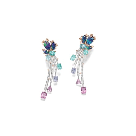 Passages earrings - White Gold - Chaumet