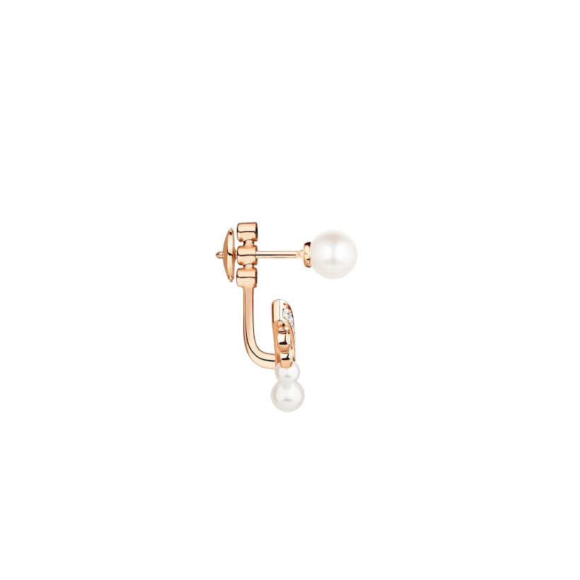 Joséphine Aigrette earring - Pink Gold - Chaumet