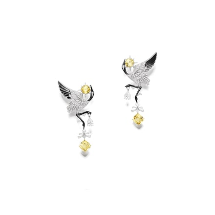 Parade earrings - White Gold - Chaumet