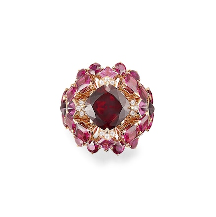 Aria Passionata ring - Pink Gold - Chaumet