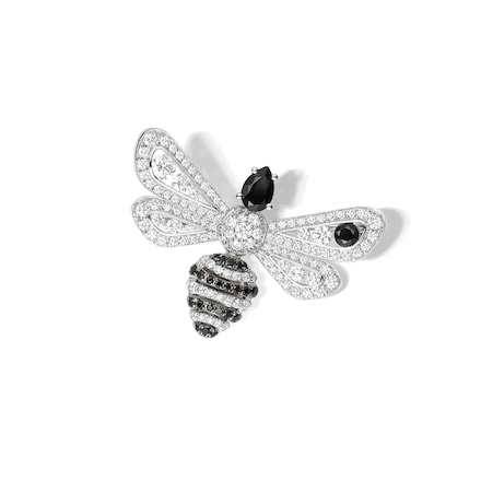 Broche Abeille - Or gris - Chaumet