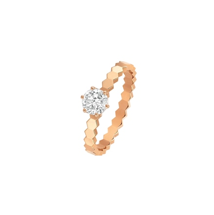Bee My Love solitaire - Pink Gold - Chaumet