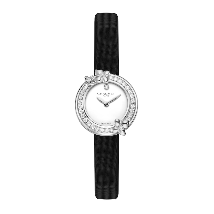 Hortensia Eden Watch - Stainless Steel - Chaumet