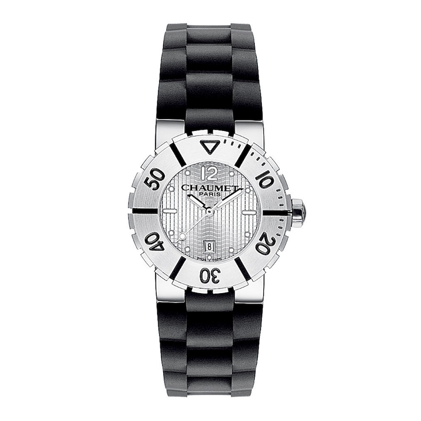 Class One watch Medium Model - Stainless Steel - Chaumet