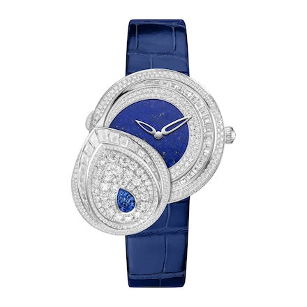 Joséphine Rondes de nuit secret watch - White Gold - Chaumet