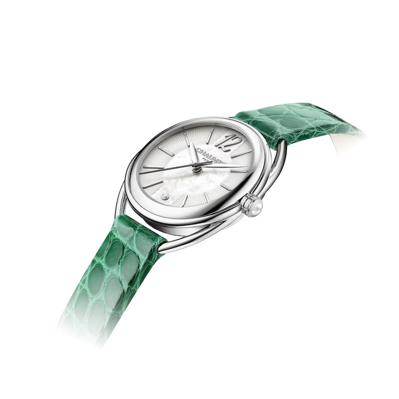 """""""Liens Lumière"""" Small Model watch - Stainless Steel - Chaumet"""